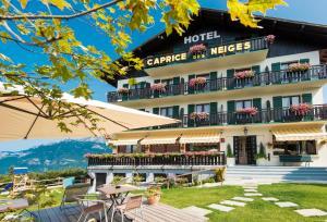 Caprice Des Neiges - Logis de France - Hotel - Combloux
