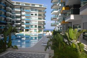 Konak Seaside Resort, Apartmanok  Alanya - big - 72