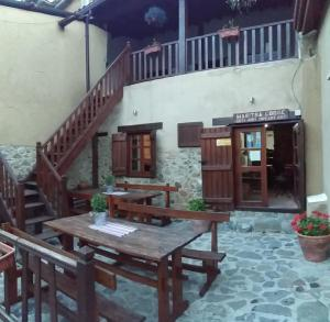 Maritsa Lodge, Lodge  Kakopetria - big - 43