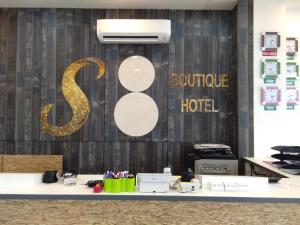 S 8 Boutique Hotel, Hotels  Sepang - big - 36