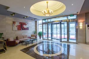 Auberges de jeunesse - Jinjiang Inn - Beijing Daxing Development Zone