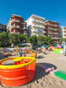 Strand Hotel, Hotels  Gabicce Mare - big - 109