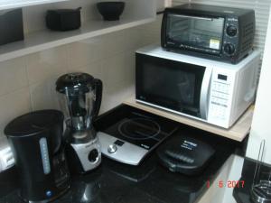 Wall Street Flat Service, Aparthotels  Caxias do Sul - big - 27