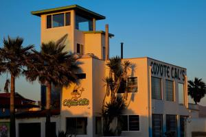 Coyote Cal's Beach Hostel, Hostely  San Isidro - big - 30