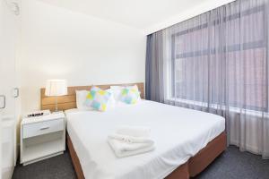 City Edge East Melbourne Apartment Hotel, Aparthotels  Melbourne - big - 20