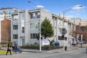 City Edge East Melbourne Apartment Hotel, Aparthotels  Melbourne - big - 28