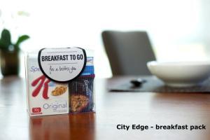 City Edge East Melbourne Apartment Hotel, Aparthotels  Melbourne - big - 7