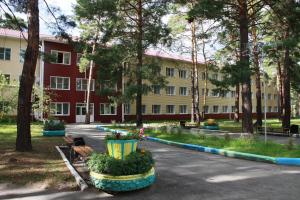 Sanatoriy Lesniki - Lesnikovo
