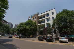 Jingjiang Inn Beijing Yizhuang Development Zone
