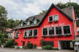 Hotel-Restaurant Buger Hof - Altendorf