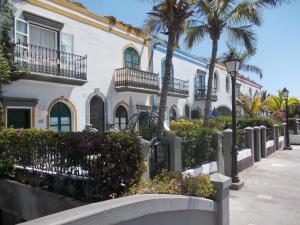 Mogan Haven, Apartmány  Puerto de Mogán - big - 8
