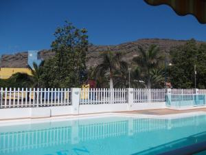 Golden Beach appartement met Pool, Appartamenti  Puerto de Mogán - big - 26