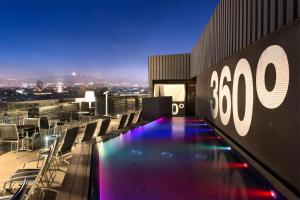 Barceló Raval, Отели  Барселона - big - 63