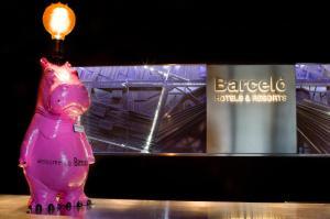 Barceló Raval, Отели  Барселона - big - 58