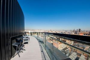 Barceló Raval, Отели  Барселона - big - 19