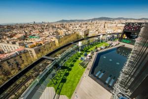 Barceló Raval, Отели  Барселона - big - 40