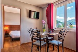 Zenitude Hôtel-Résidences Les Jardins de Lourdes, Aparthotels  Lourdes - big - 27