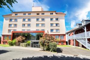 Zenitude Hôtel-Résidences Les Jardins de Lourdes, Apartmanhotelek  Lourdes - big - 19