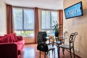 Zenitude Hôtel-Résidences Les Jardins de Lourdes, Apartmanhotelek  Lourdes - big - 3