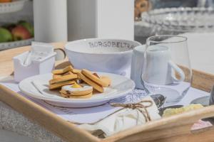 BORGOBELTRANI, Bed and Breakfasts  Trani - big - 22