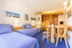 Hotel Aiguille Rouge - Apartment - Arc 2000