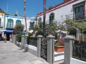 Mogan Luxe, Apartmány  Puerto de Mogán - big - 8