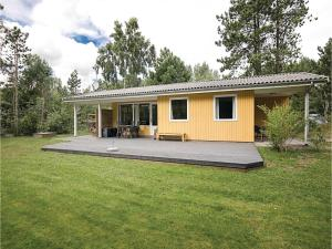 Holiday home Sluseparken Aakirkeby X, Dovolenkové domy  Vester Sømarken - big - 1