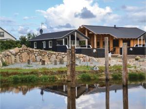 HUS 4, Holiday homes  Nørre Nebel - big - 1