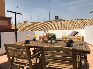 Peaceful Pad, Apartmanok  Sevilla - big - 4