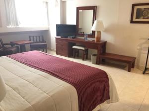 Hotel Fortin Plaza, Szállodák  Oaxaca de Juárez - big - 32