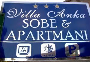 Rooms & Apartments Villa Anka, Апартаменты  Тучепи - big - 91