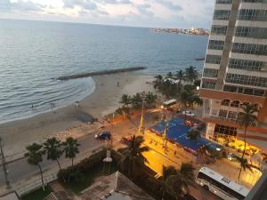 Morros City - Frente al mar, Apartmány  Cartagena - big - 17
