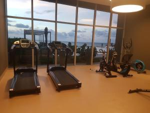 Morros City - Frente al mar, Apartmány  Cartagena - big - 27