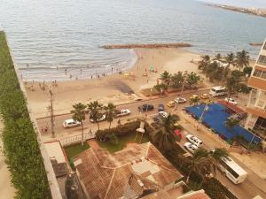 Morros City - Frente al mar, Apartmány  Cartagena - big - 29