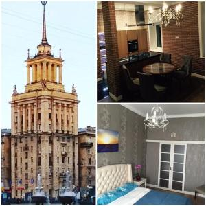 Apartment Moskovsky Prospekt 192 - Vologodsko-Yamskaya Sloboda