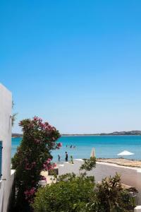 Thomais Studios, Appartamenti  Naxos Chora - big - 53
