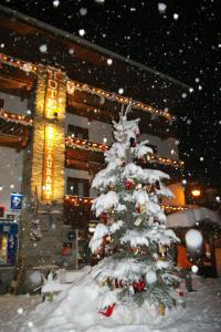 Hôtel du Glacier des Evettes - Hotel - Bonneval-sur-Arc
