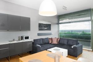 Apartament Blue i Grey na Klifie