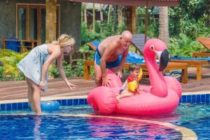 Seafar Resort, Rezorty  Ko Kood - big - 96
