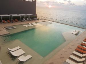 Morros City - Frente al mar, Apartmány  Cartagena - big - 30
