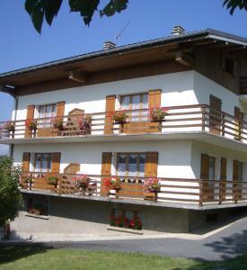 GENTIANES avec Balcon pour 4p - Apartment - Megève