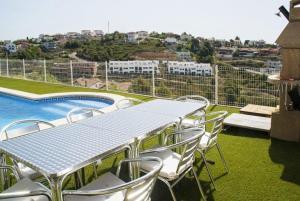 Holiday home Carrer del Puig de Bassegoda, Holiday homes  Calafell - big - 38