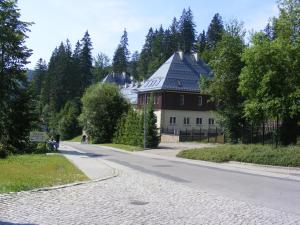 Rezydencja Prezydenta RP Zamek w Wiśle
