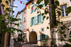 Accommodation in Foix