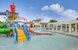 Four Bedroom Vacation Townhouse 19md86 Windsor at Westside, Case vacanze  Kissimmee - big - 9