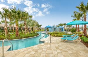 Four Bedroom Vacation Townhouse 19md86 Windsor at Westside, Case vacanze  Kissimmee - big - 11