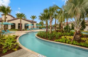 Four Bedroom Vacation Townhouse 19md86 Windsor at Westside, Dovolenkové domy  Kissimmee - big - 68