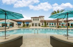 Four Bedroom Vacation Townhouse 19md86 Windsor at Westside, Case vacanze  Kissimmee - big - 16
