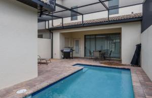 Four Bedroom Vacation Townhouse 19md86 Windsor at Westside, Dovolenkové domy  Kissimmee - big - 56
