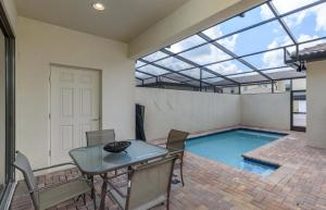 Four Bedroom Vacation Townhouse 19md86 Windsor at Westside, Dovolenkové domy  Kissimmee - big - 55
